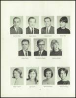 1967 Imlay City High School Yearbook Page 60 & 61