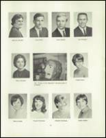 1967 Imlay City High School Yearbook Page 62 & 63