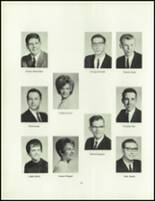 1967 Imlay City High School Yearbook Page 64 & 65