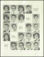 1967 Imlay City High School Yearbook Page 68 & 69