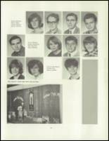 1967 Imlay City High School Yearbook Page 72 & 73