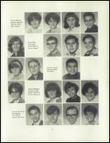 1967 Imlay City High School Yearbook Page 76 & 77