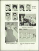 1967 Imlay City High School Yearbook Page 80 & 81