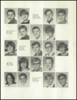 1967 Imlay City High School Yearbook Page 82 & 83