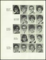 1967 Imlay City High School Yearbook Page 84 & 85