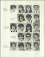 1967 Imlay City High School Yearbook Page 86 & 87