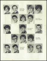1967 Imlay City High School Yearbook Page 88 & 89