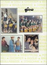 1980 Pensacola Catholic High School Yearbook Page 18 & 19