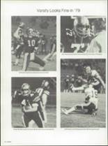 1980 Pensacola Catholic High School Yearbook Page 20 & 21