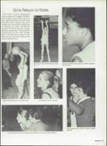 1980 Pensacola Catholic High School Yearbook Page 32 & 33