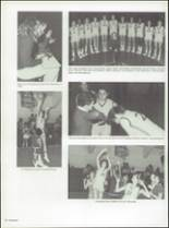 1980 Pensacola Catholic High School Yearbook Page 34 & 35