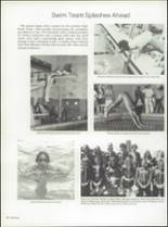 1980 Pensacola Catholic High School Yearbook Page 42 & 43