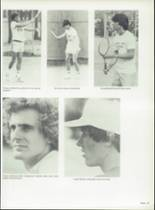 1980 Pensacola Catholic High School Yearbook Page 44 & 45