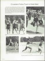 1980 Pensacola Catholic High School Yearbook Page 50 & 51