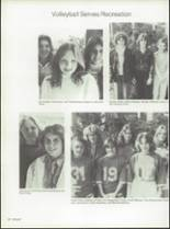 1980 Pensacola Catholic High School Yearbook Page 54 & 55