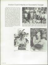 1980 Pensacola Catholic High School Yearbook Page 60 & 61