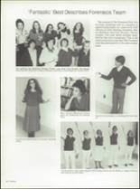 1980 Pensacola Catholic High School Yearbook Page 68 & 69