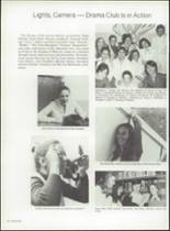 1980 Pensacola Catholic High School Yearbook Page 70 & 71