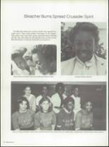 1980 Pensacola Catholic High School Yearbook Page 76 & 77