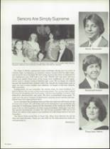 1980 Pensacola Catholic High School Yearbook Page 80 & 81