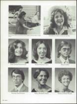 1980 Pensacola Catholic High School Yearbook Page 90 & 91