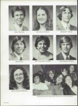 1980 Pensacola Catholic High School Yearbook Page 100 & 101