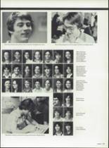 1980 Pensacola Catholic High School Yearbook Page 110 & 111