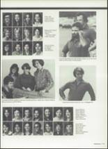 1980 Pensacola Catholic High School Yearbook Page 118 & 119