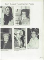 1980 Pensacola Catholic High School Yearbook Page 130 & 131