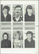 1980 Pensacola Catholic High School Yearbook Page 134 & 135