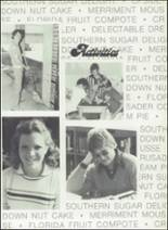 1980 Pensacola Catholic High School Yearbook Page 138 & 139
