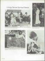 1980 Pensacola Catholic High School Yearbook Page 140 & 141