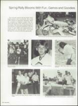 1980 Pensacola Catholic High School Yearbook Page 152 & 153