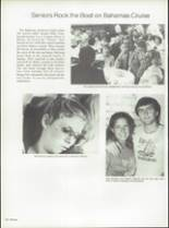 1980 Pensacola Catholic High School Yearbook Page 154 & 155