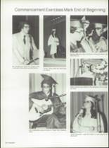 1980 Pensacola Catholic High School Yearbook Page 160 & 161