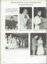 1980 Pensacola Catholic High School Yearbook Page 162 & 163