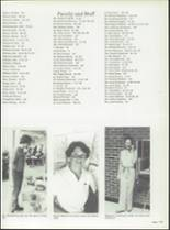 1980 Pensacola Catholic High School Yearbook Page 178 & 179