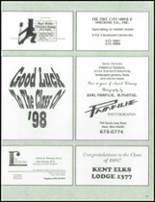 1998 Roosevelt High School Yearbook Page 224 & 225