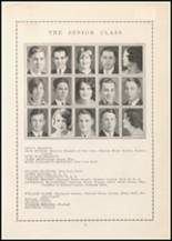 1928 Pine Bluff High School Yearbook Page 12 & 13