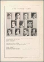 1928 Pine Bluff High School Yearbook Page 18 & 19