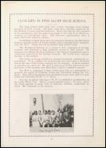 1928 Pine Bluff High School Yearbook Page 20 & 21