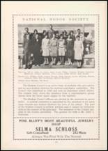 1928 Pine Bluff High School Yearbook Page 22 & 23