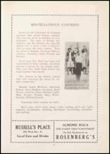 1928 Pine Bluff High School Yearbook Page 24 & 25