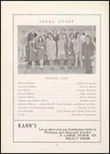 1928 Pine Bluff High School Yearbook Page 28 & 29