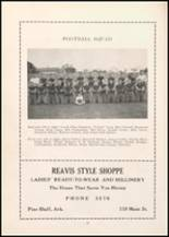 1928 Pine Bluff High School Yearbook Page 34 & 35
