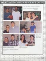 1996 Westland High School Yearbook Page 30 & 31