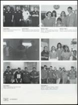 1996 Westland High School Yearbook Page 100 & 101