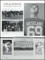 1996 Westland High School Yearbook Page 116 & 117