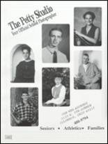 1996 Westland High School Yearbook Page 182 & 183