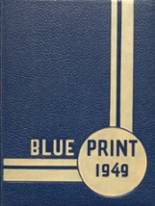 1949 Yearbook Belmont High School